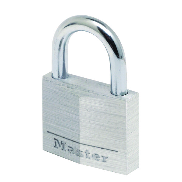 Image for Master Lock 30mm Aluminium Padlock (Dual clock levers and 4-pin cylinder)  9130EURD 40041