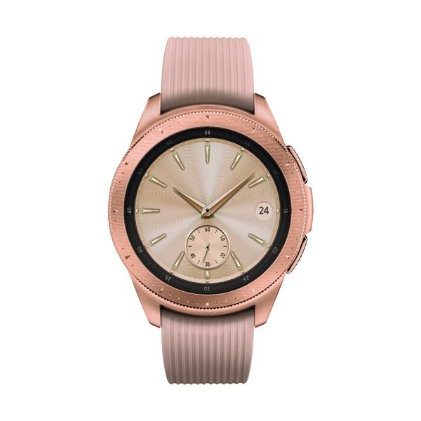 Image for Samsung Galaxy Watch 42mm Rose Gold SM-R810NZDABTU