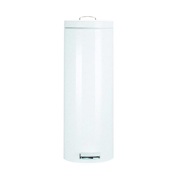 Pedal Bin 20 Litre 660x250mm White 311730