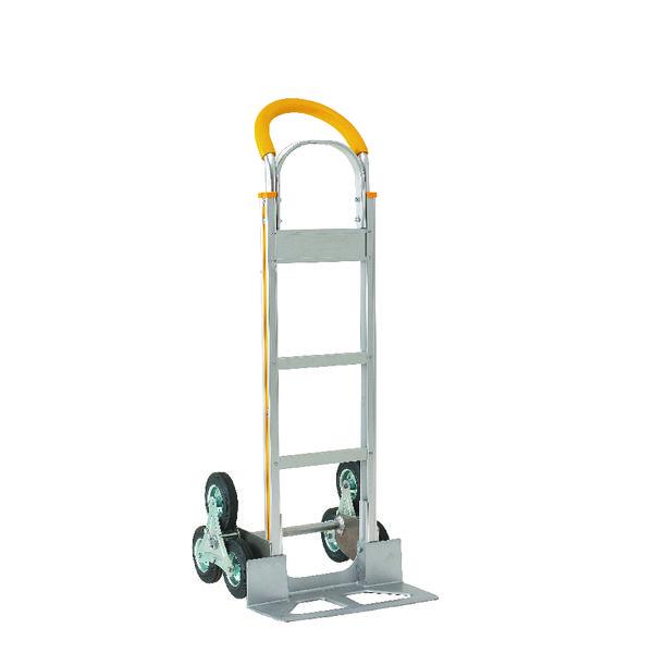 VFM Stair Climbing Hand Truck Capacity Aluminium 317674