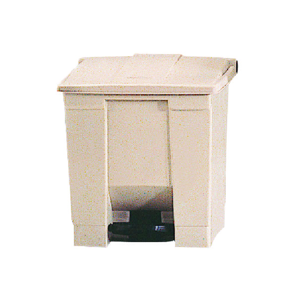 Step On Waste Container 30.5 Litre Beige 324298