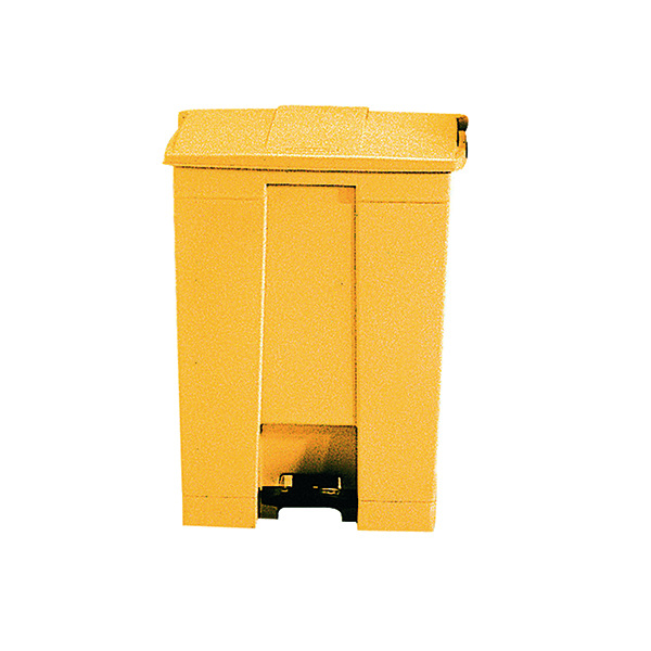 30.5L Step-On Container Yellow 324301