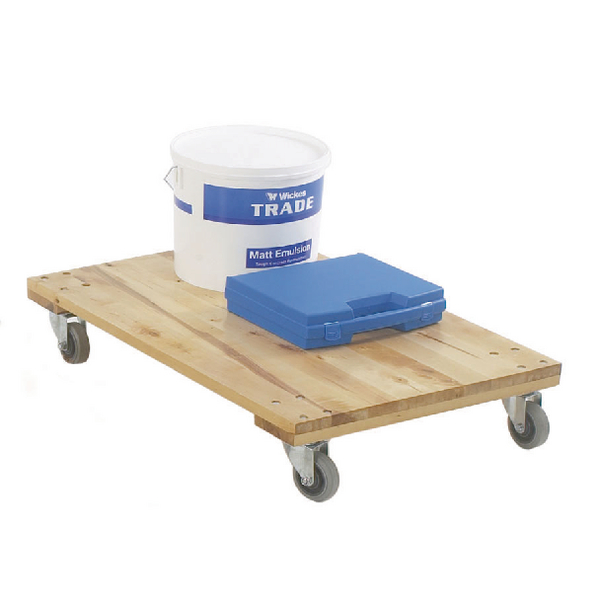 Timber Dolly 760X460X170mm Brown 329329