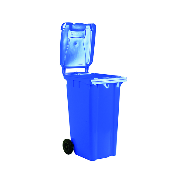 Wheelie Bin 240 Litre Blue (W580 x D740 x H1070mm) 331179