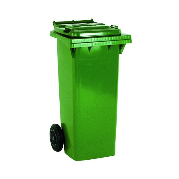 Wheelie Bin 360 Litre Green (W620 x D860 x H1070mm) 331220
