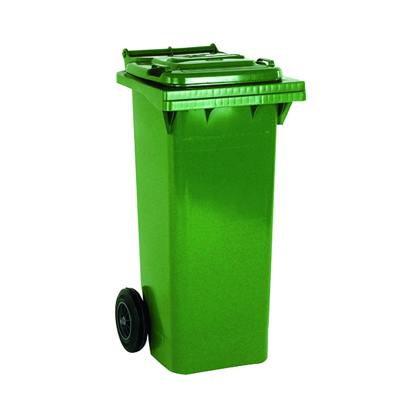 Wheelie Bin 80 Litre Green (W445 x D525 x H930mm) 331264