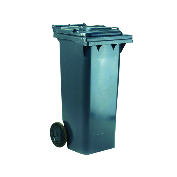 Wheelie Bin 80 Litre Grey (W445 x D525 x H930mm) 331265