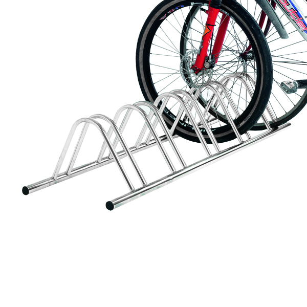 Image for Cycle Rack For 5 Cycles Zinc (1600 x 330mm) 360011