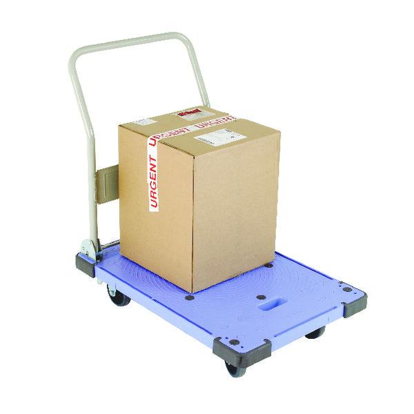Plastic Platform Truck 900X600mm 360655