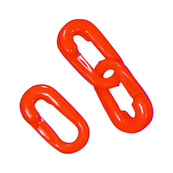 VFM Red Connecting Links 8mm Joint (Pack of 10) 371448