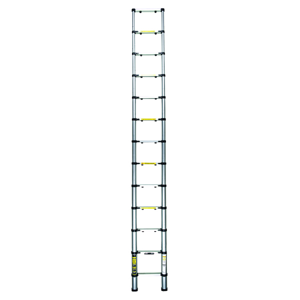 Telescopic Extending Ladder upto 3.8m Height 382799