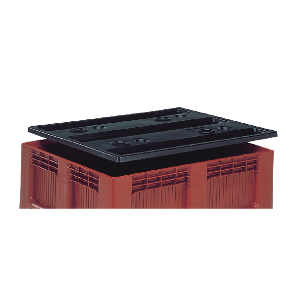 Pallet Box Poly Lid For 543L Boxes 308737