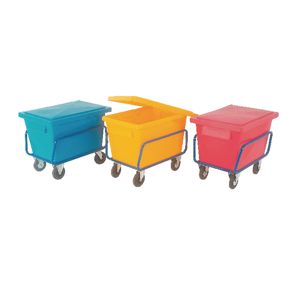 Spare Container 1040X700X610mm Red 328469