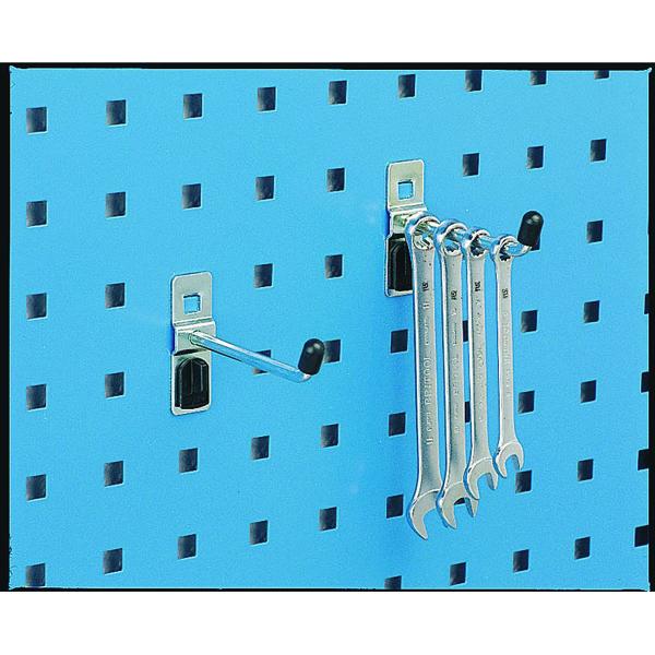 VFM Perfo System Single Tool Hook 25mm (Pack of 5) 306967