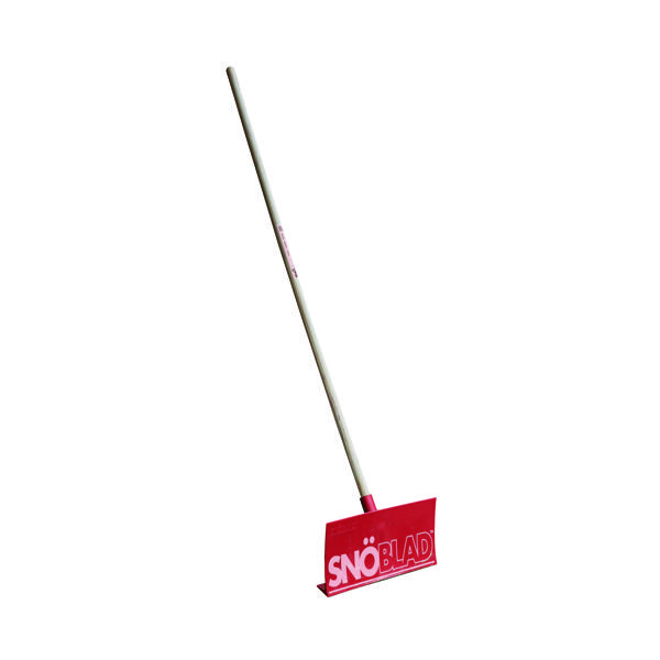 Image for Red Snoblad Snow Shovel (1500mm Handle) 387979