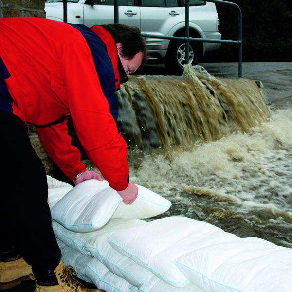 Image for Portable Expanding Sandbags (Pack of 5) 389211