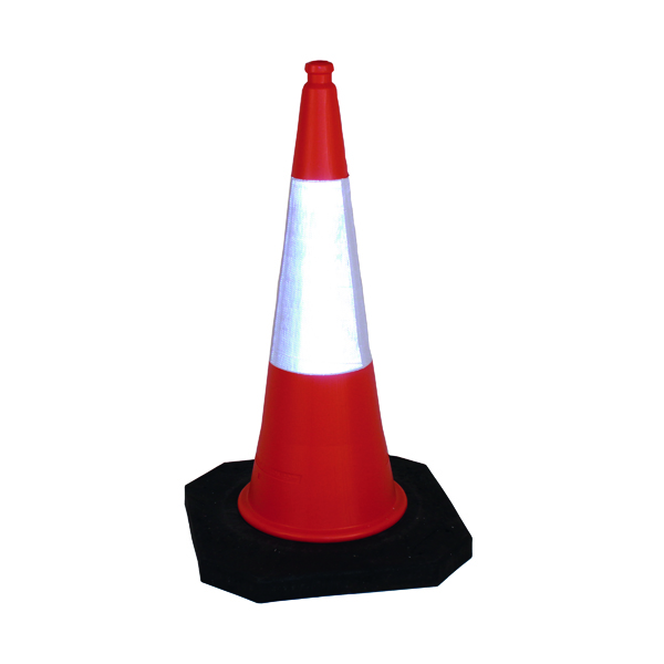 2 Part Traffic Cone 1000mm 398431