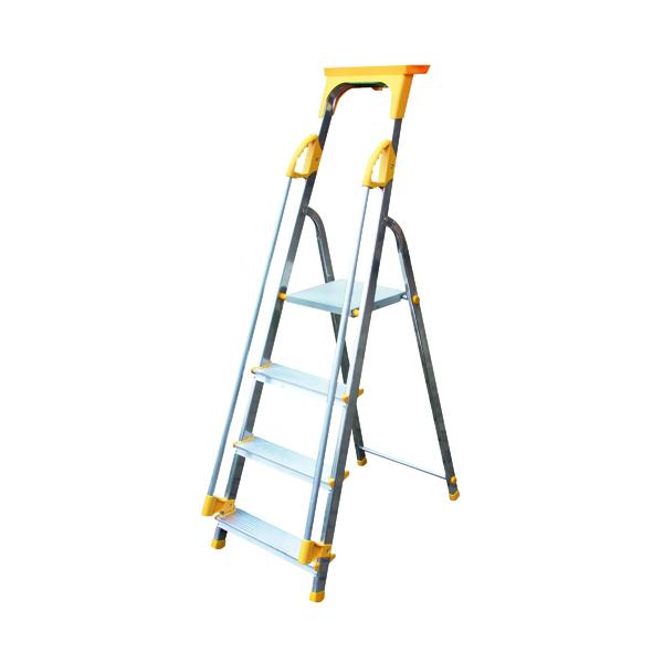 Aluminium Safety Platform Steps 4 Tread 405012