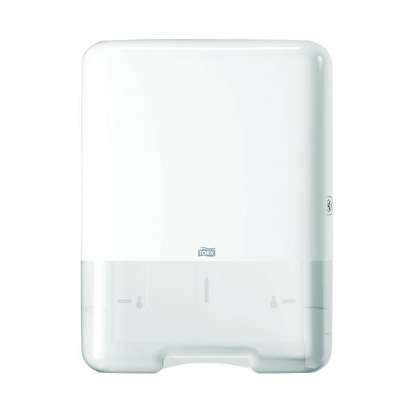 Tork Singlefold Hand Towel Dispenser H3 White 553000