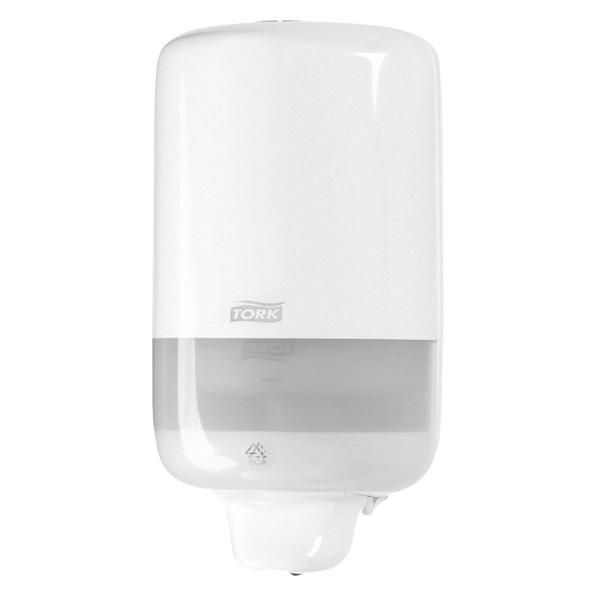 Tork Alcohol Hand Gel Hand Sanitiser Refill S1 1 Litre 420103