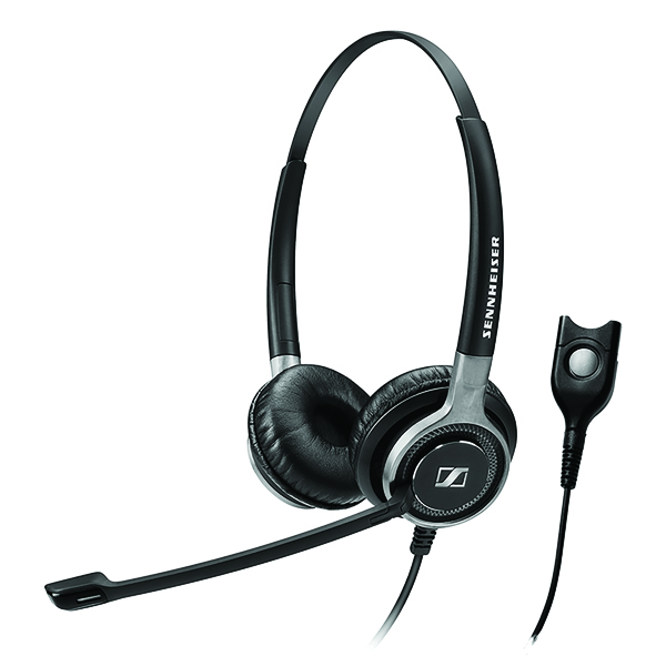 Sennheiser SC660 Binaural Wired Headset 504557