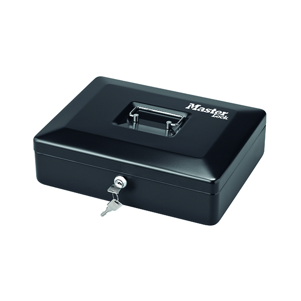 Master Lock Medium Cash Box Key Lock CB-12ML