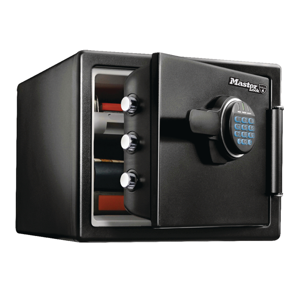Image for Master Lock Fire-Safe Water Resistant Safe 22 Litre LFW082FTC