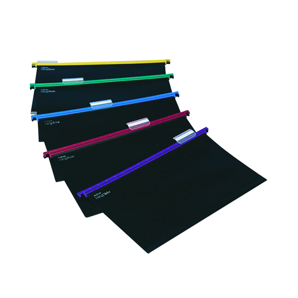 Snopake HangGlider Suspension Files A4 Assorted (Pack of 25) 10296
