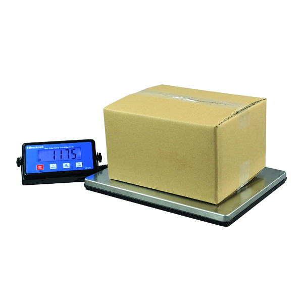 Image for Brecknell BPS150 Parcel Bench Scale 150kg x 0.01kg 816965007127