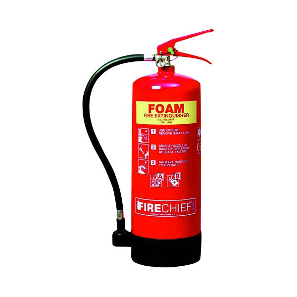 Spectrum Industrial Fire Extinguisher Foam 9 Litre 14361