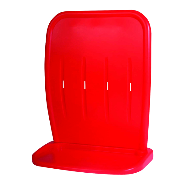 Spectrum Industrial Fire Extinguisher Stand Double 14371