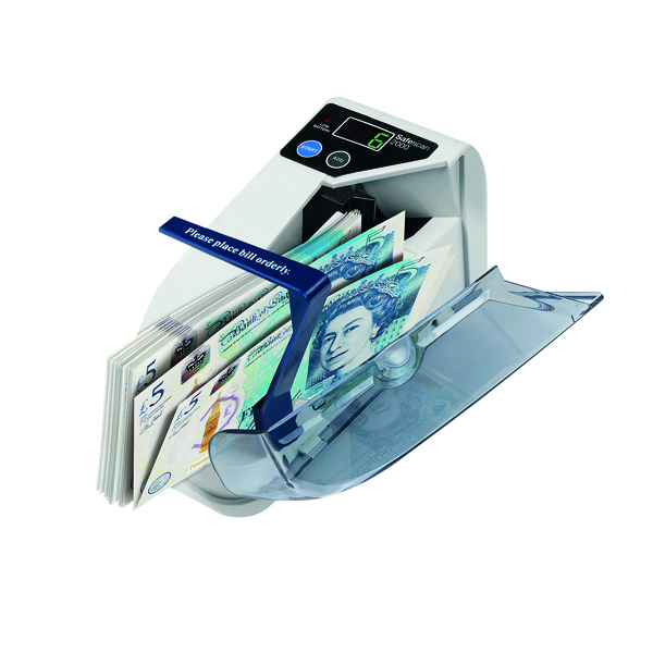 Image for Safescan Banknote Counter 2000 115-0255