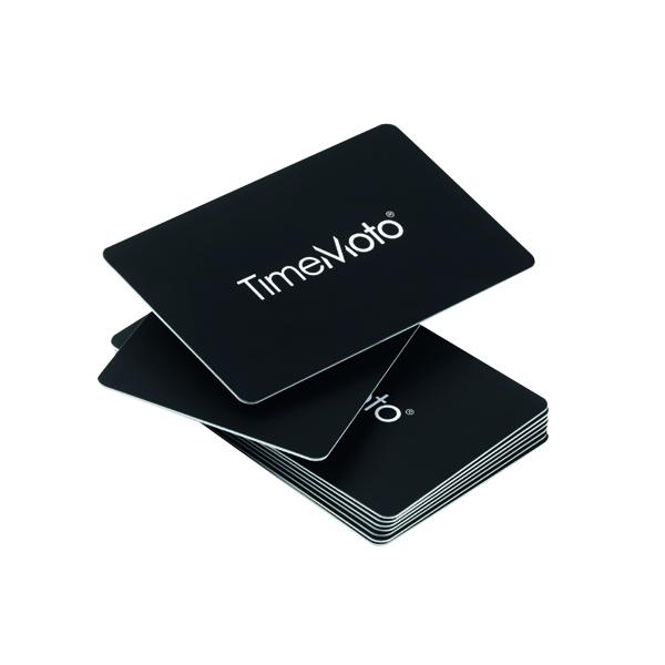 Image for Safescan RF-100 RFID Cards Black (Pack of 25) 125-0325