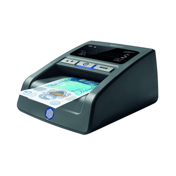 Safescan Black Auto Counterfeit Detector 155-S 112-0529