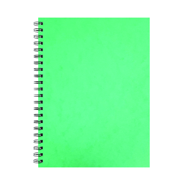 Silvine Luxpad Hardback Wirebound Notebook A4 Plus (Pack of 6) SPA4FEINT