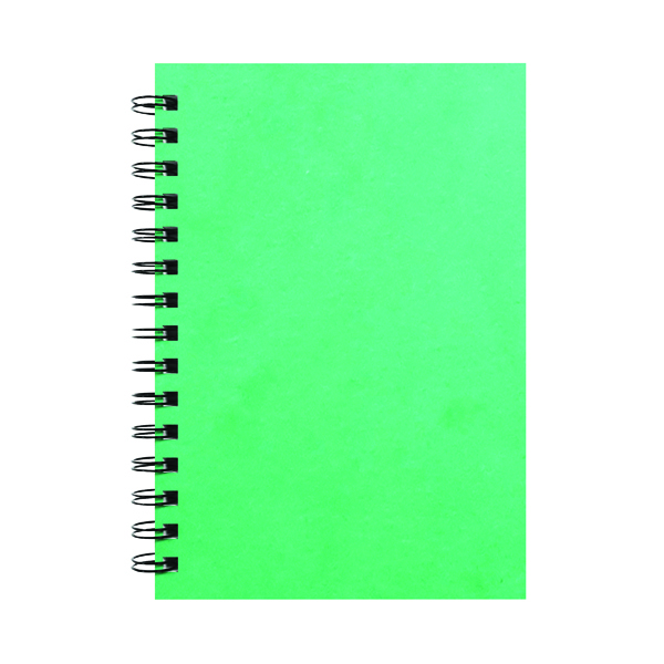 Silvine Luxpad Hardback Wirebound Notebook A5 (Pack of 6) SPA5