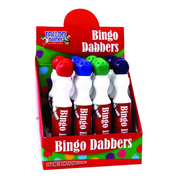 Tallon Large Bingo Dotter (Pack of 12) 1158