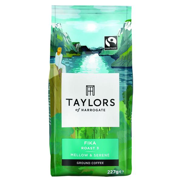 Taylors Fika Ground Coffee 227g 3355UK