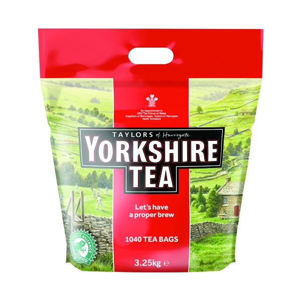 Yorkshire Tea Tea Bag (Pack of 1040) 5007