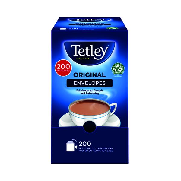Tetley Envelope Teabags (Pack of 200) A08097