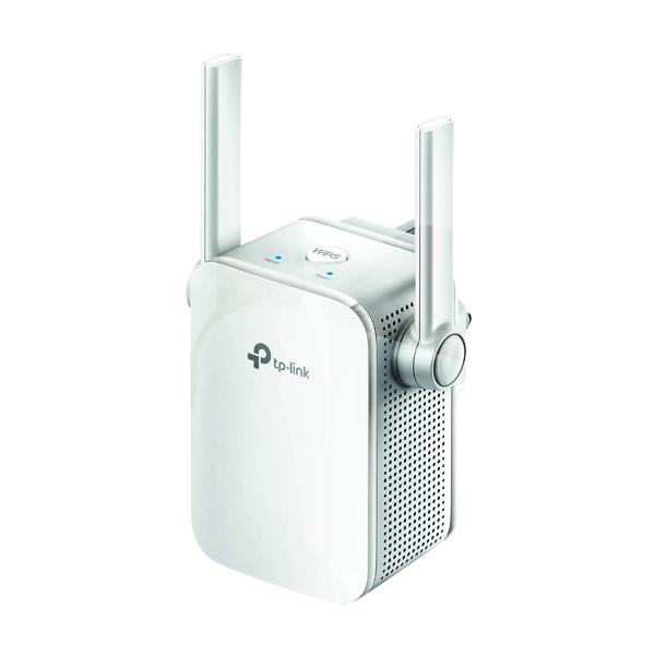Image for TP-Link 300Mbps Wi-Fi Range Extender TL-WA855RE V2