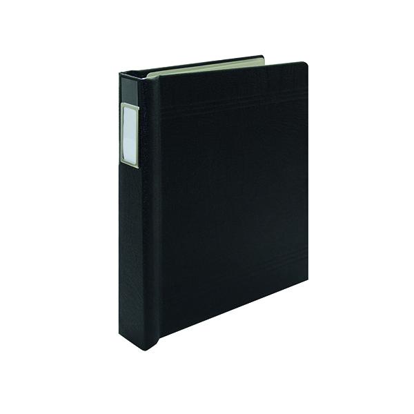Rexel Crown 3CB Binder Black (324 x 229mm) 75035