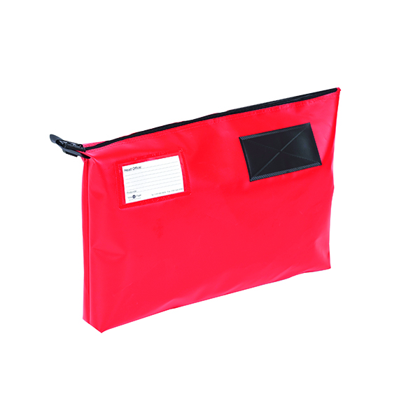 GoSecure Mailing Pouch 470x336mm Red GP2R