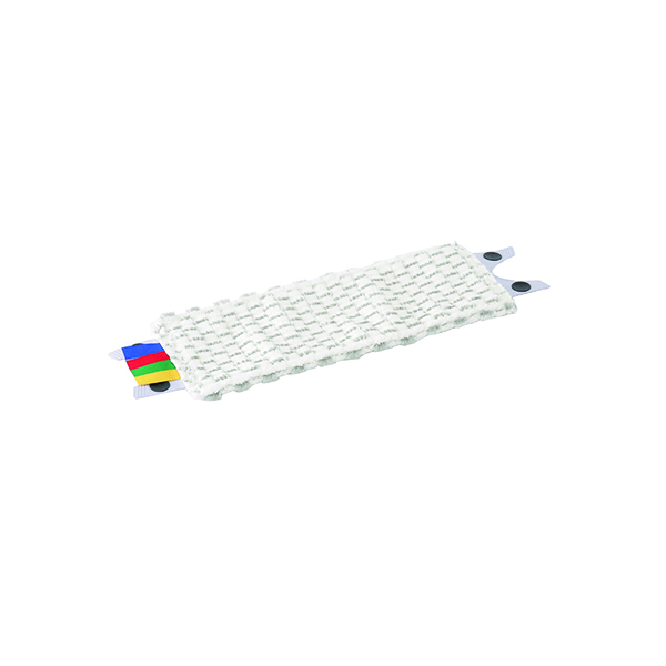 Vileda Microlite Mop Pad With Assorted Tags 129620