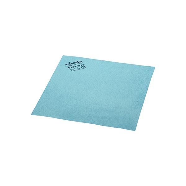 Vileda PVA Micro Cloth Blue (Pack of 5) 143585