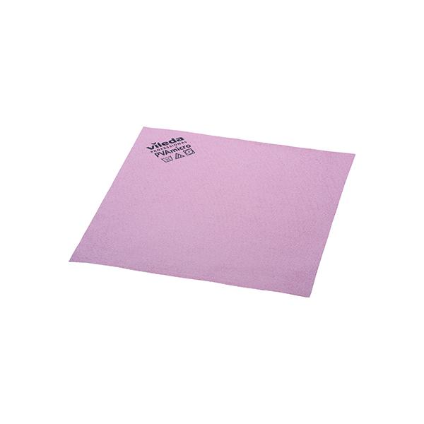 Vileda PVA Micro Cloth Red (Pack of 5) 143586