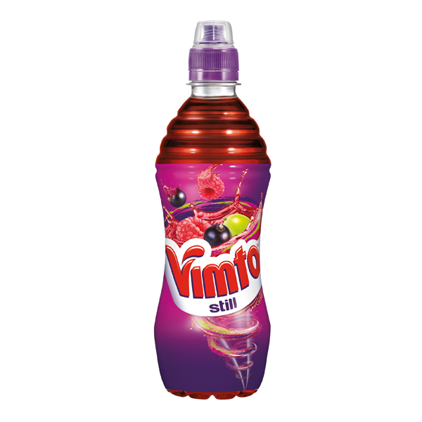 Vimto 500ml Still Juice Sportscap (Pack of 12) 1150C