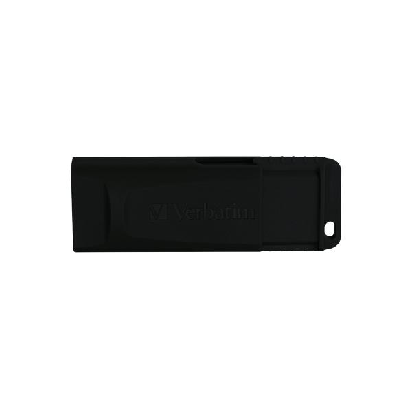 Verbatim Store n Go Slider USB 2.0 128GB Black 49328