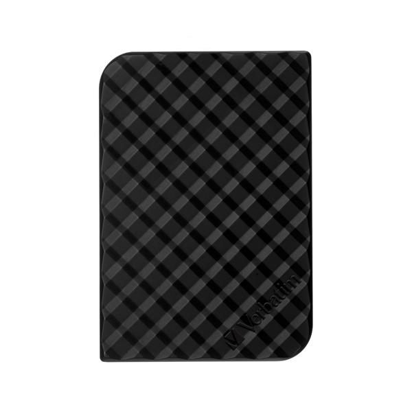 Verbatim Store n Go Gen 2 Portable HDD 5TB Black 53227