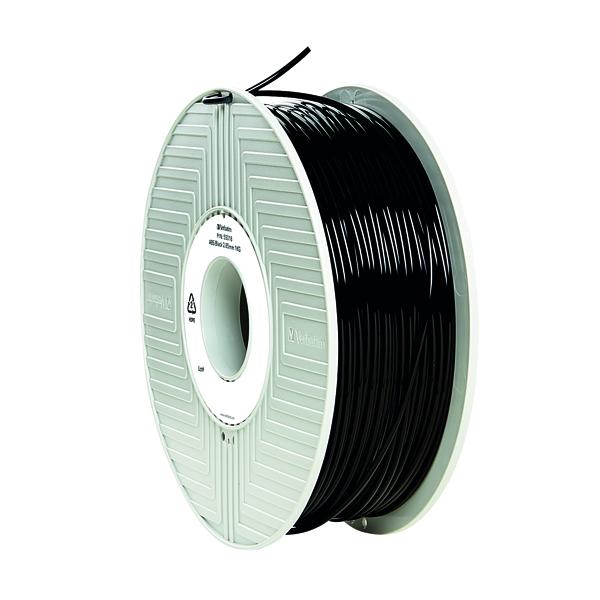 Verbatim 3D Printer Filament ABS 2.85mm 1kg Black 55033